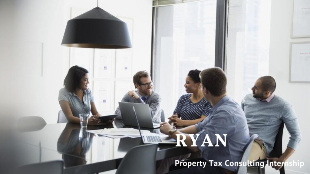 Ryan Property Tax Consulting Internship