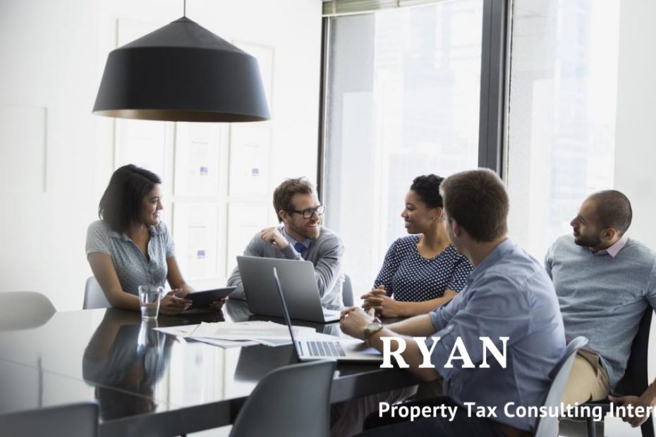 Ryan Property Tax Consulting Internship