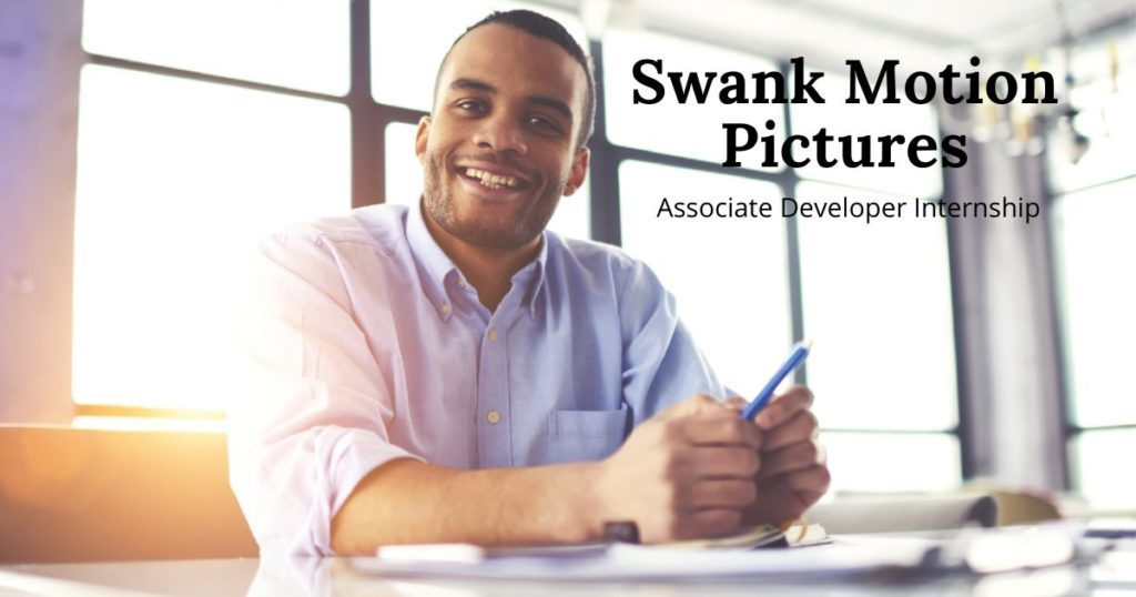 Swank Motion Pictures Associate Developer Internship