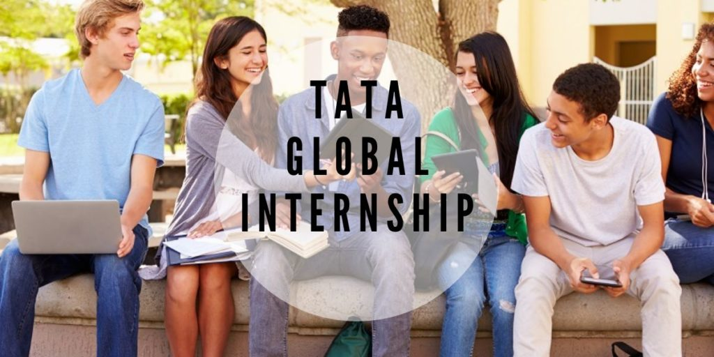 Tata Global Internship.