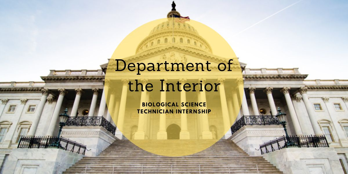 u s  department of the interior biological science