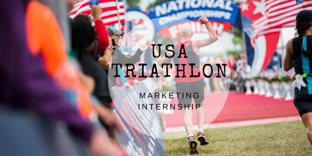 USA Triathlon Marketing Internship