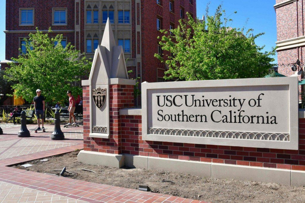 University of Southern California Global Fellows Internship Program