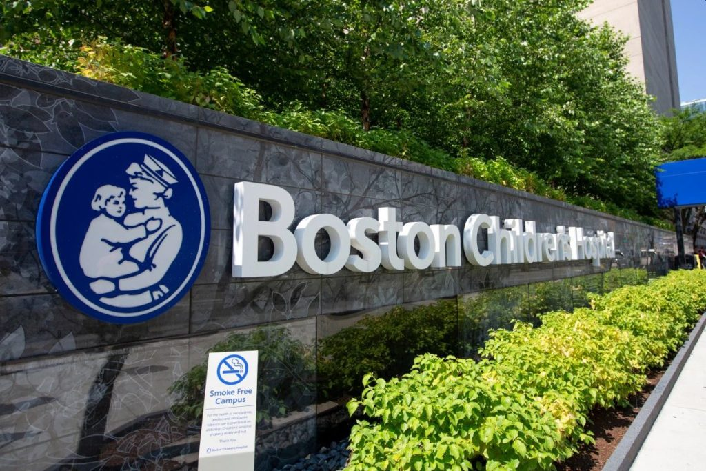 Boston Children's Hospital Summer Internship Program