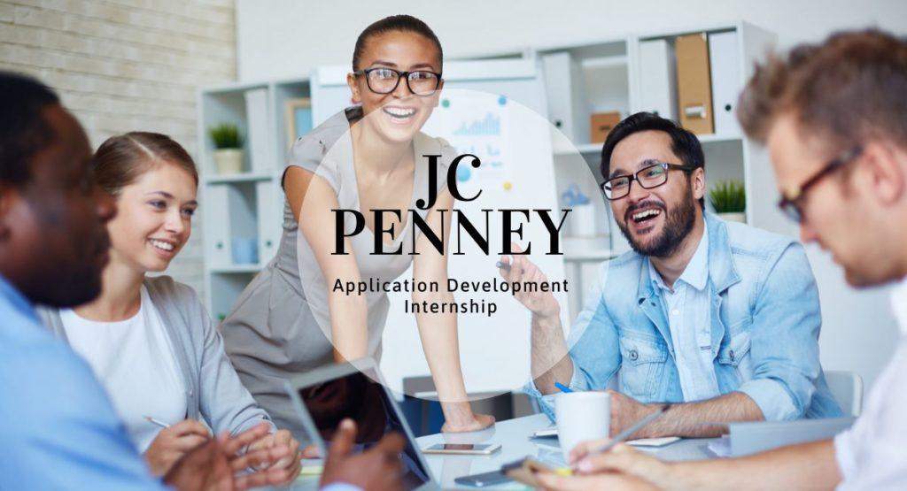 JC Penney Application Development Internship