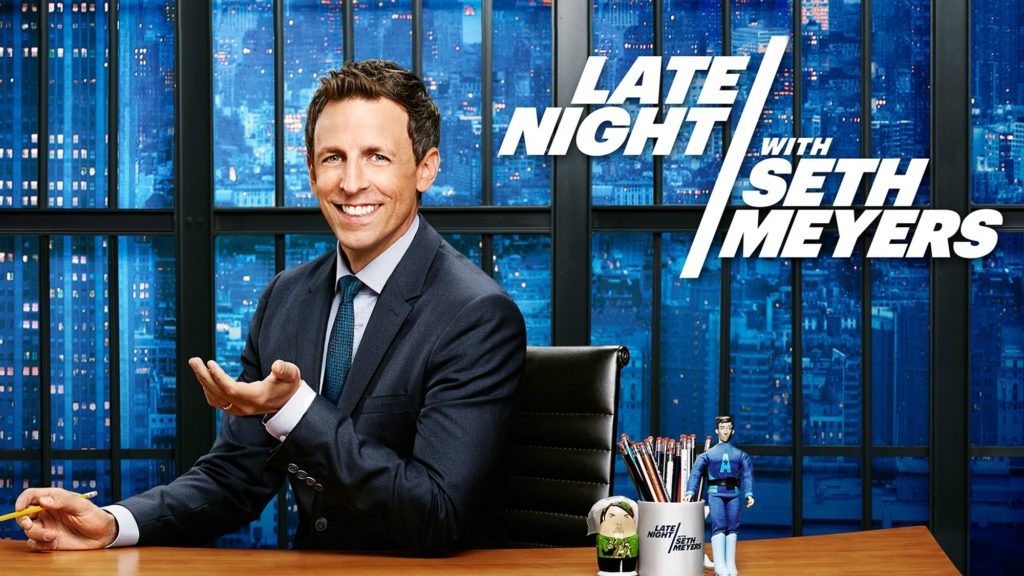 Late Night with Seth Meyers Summer Internship for International Students