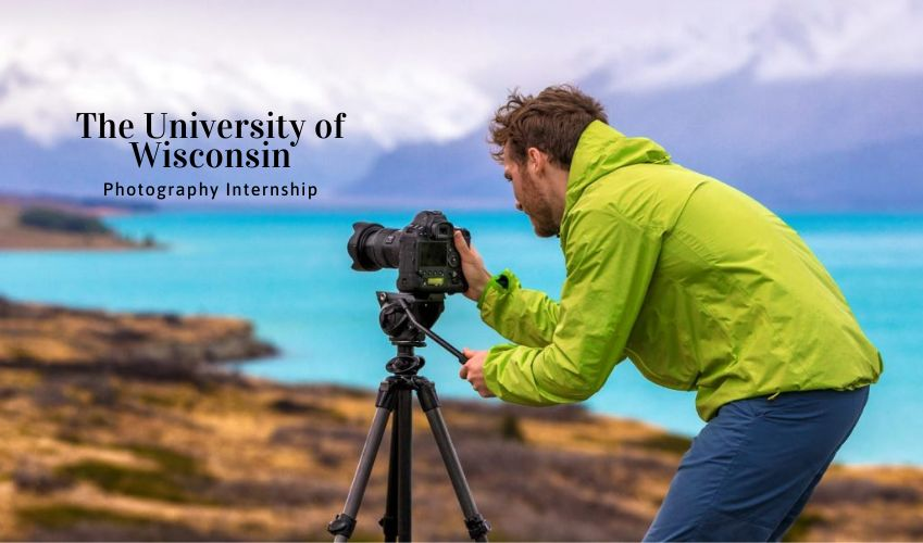 The University of Wisconsin Photography Internship