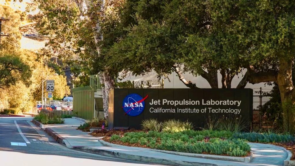 JPL Paid Year-Round Internship Program