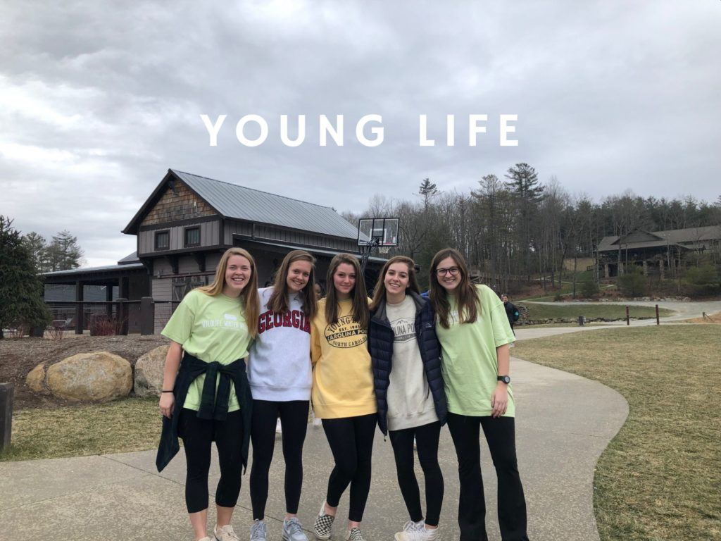 Young Life Year Long Internship Program