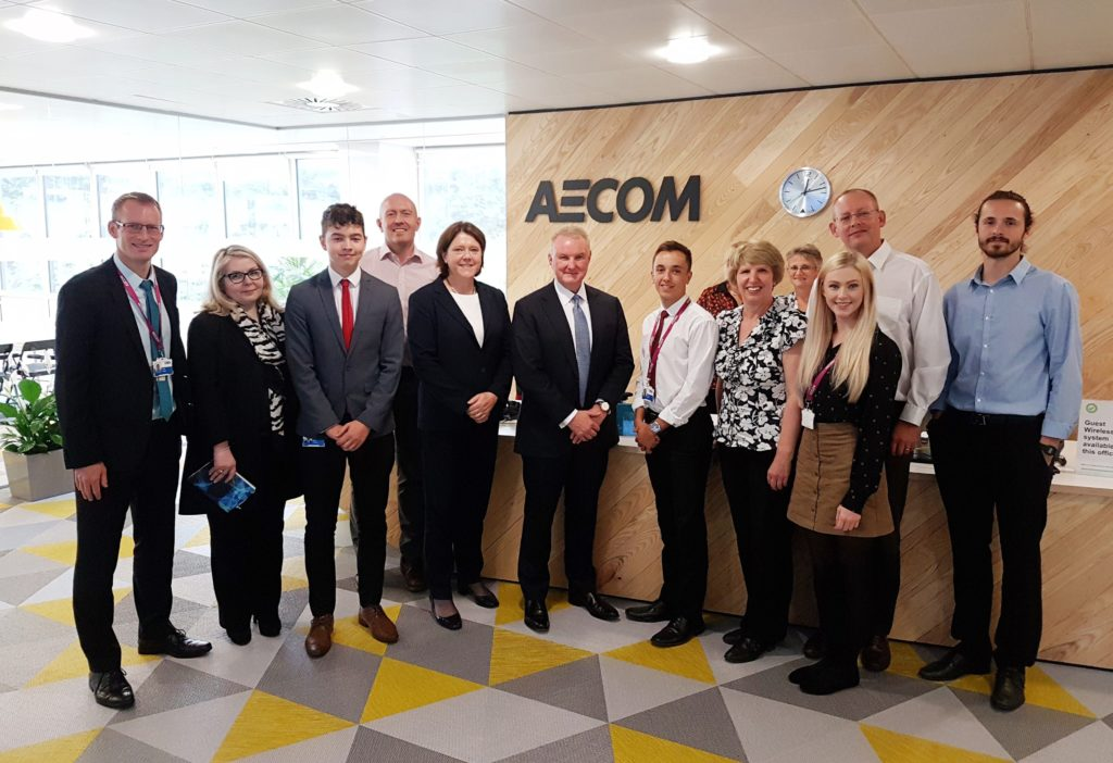 Aecom Aviation Summer Internship