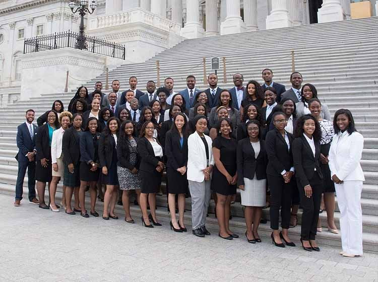 CBCF Paid Congressional Internship Program