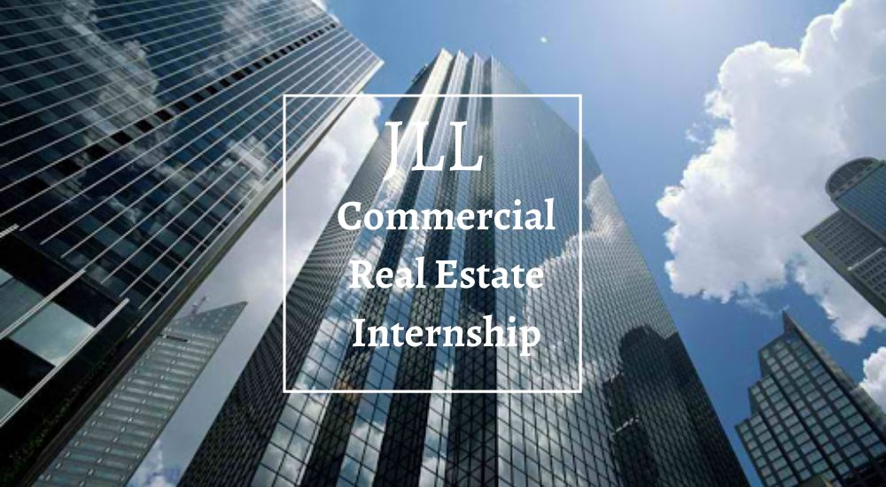 JLL Commercial Real Estate Internship