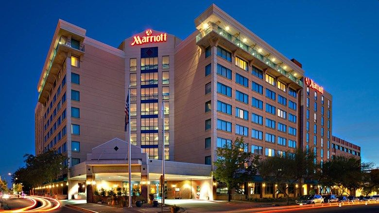 Marriott Hotel Paid Front Office Internship