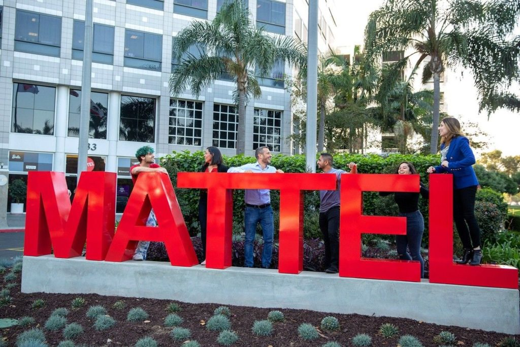 Mattel Summer Paid Key Account Management Internship