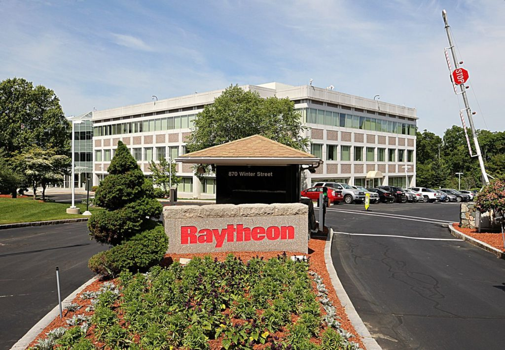 Raytheon Program Planner Internship
