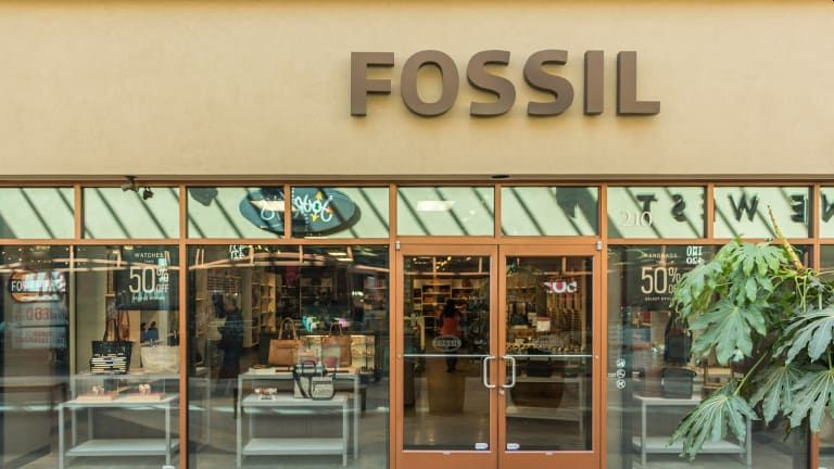 Summer Watch Designing Internship at Fossil