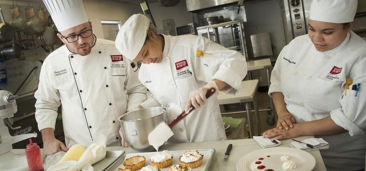 Wegmans Culinary Baking Internship