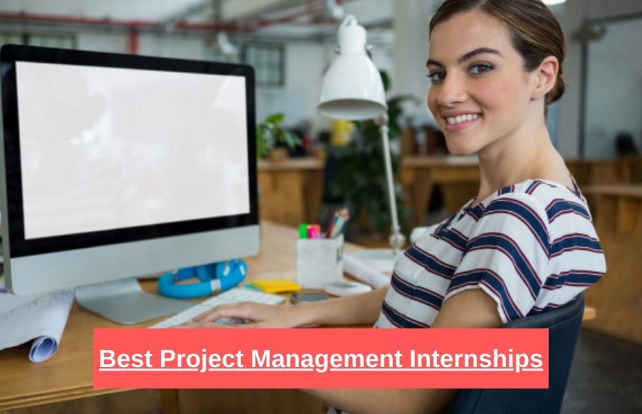 Best Project Management Internships
